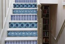 S T A I R S / Different types of stairs to fall in love with
