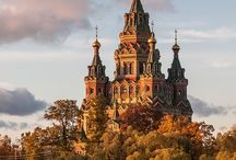 St.Petersburg / Travel