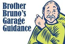 Brother Bruno's Garage Guidance / Great tips on all natural ways to keep your house naturally clean from the Four Monks!