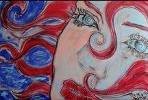 MY WOMEN / ART WORK