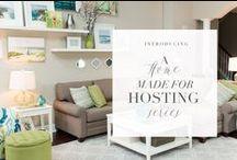 HOME Inspiration / by A Home Made for Hosting (HMH)