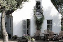 La petite maison blanche pour Irene / Pour Irène