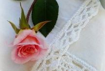 crochet edgings and lace (not filet) / szydełkowe lamówki i koronki ( nie filet)