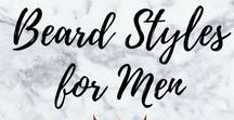 Beard/mustache Styles for MEN / MEN- Beard style/Mustache Style ! I kind of loved these