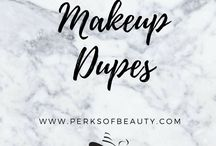Makeup Dupes / Drugstore dupes for the highend makeup @dupes #makeupdupes #dupes #highendmakeup #drugstoremakeup