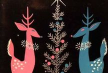 Happy Xmas / All Christmas inspiration in bright colours