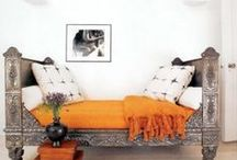 Made in Marrakech / Interior styles with influences out of the beautiful Moroccan culture.