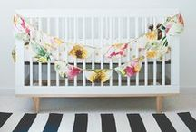Sweetest Nursery in ICT / Decor inspiration for the most chic and glam yet practical nursery in Wichita.