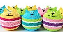Crochet amigurumi CATS / szydełkowe koty amigurumi