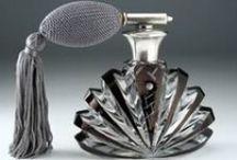 Perfume Vintage Bottles