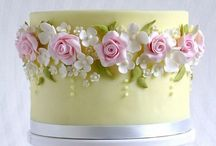 Cakes / by Carole Goodwin