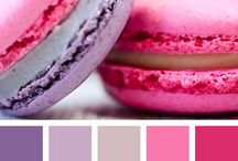 Colour inspiration / Colours  that work together