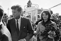 JFK / Things about JFK / by Dale Funk