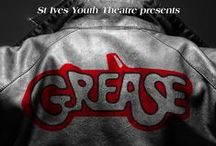 Grease / SIYT's rip-roaring production of the 50's High School Classic - Dropping the G-Bomb
