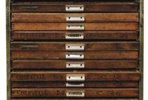 CHESTS OF DRAWERS / by jennifer pullium green