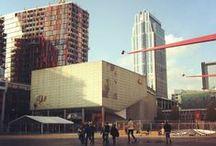 Just around the corner / Things to do around the corner oh The Manhattan Hotel Rotterdam!