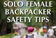 Travel Safety. / LIFE is dangerous. Travel isn't. Especially with these expert tips and guides.