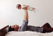Yummy Daddies / Fatherhood. Daddy eye candy. Moments that get the hormones racing. #fatherhood