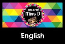 English /  Teaching Resources for Elementary English.