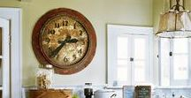 Dinning/Kitchen Makeover / Country/Americana Kitchen and Dining Decor