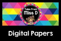 Digital Papers / Digital Papers for creating teaching resources.
