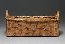 Baskets, boxes
