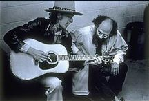 MR BOB DYLAN AND FRIENDS / THE POET OF A GENERATION OF QUESTIONERS   / by . jpg