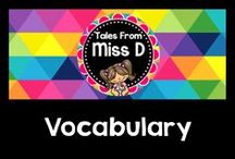Vocabulary / Vocabulary in Education