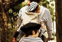 Stripes, Spots,Stars / Boldness of stripes