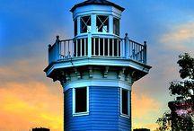 A A. LIGHTHOUSES 2 / Lighthouses / by JohnPaul Doerr
