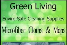 Eco-Friendly Lifestyle / Ways to live a eco-friendly, greener lifestyle.