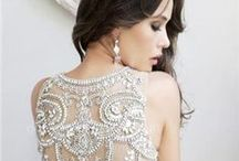 * back detail * / We love details that makes you take a second look once the bride walks past - Wedding Dress Inspiration by Love Art Wear Art