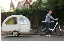 Bike trailers & Tents / Bicycle trailers, cargo bikes and trikes, trailers that could be modified for bicycles, bikes with cargo, tents and other camping ideas and equipment for cycle touring.