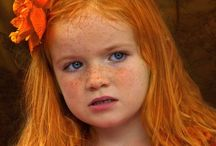 Gingers love~~* / Red heads with freckles!