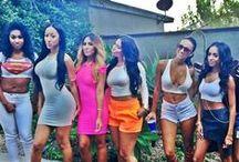 SQUAD GIRLS