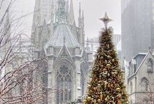 Christmas other places / Amazing magical Christmas