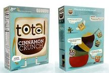 Packaging Cereal & Bars