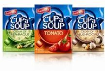 Packaging Soup & Seasoning