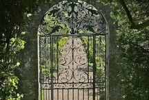 Facades / Doors, windows, gates, Balustrades