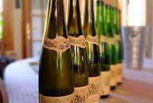 Alsace. Vins d'Alsace