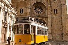 Portugal. Metro, trams.