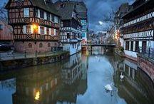 Alsace. Strasbourg.