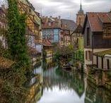 Alsace. Colmar.