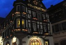 Alsace. Kaysersberg.