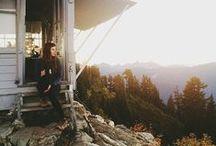 Wanderlust / Dream destinations for happy travels.