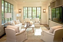 Living Spaces / by Curating Lovely