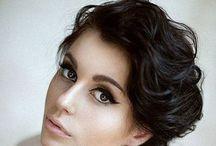 les cheveux / by Katie D