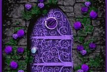 Beautiful Doors to Enter