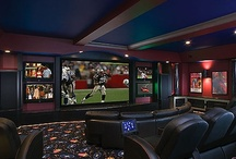 """Man Cave"" ideas / Things that I might put into that room if I ever have the opportunity to have one of those rooms..."
