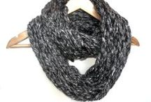 Warm and Cozy Knits & Crochet / scarves, blankets, crochet, knits, warm fall / by TeamPinterest